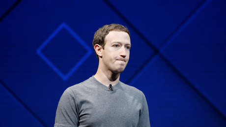 Facebook CEO Mark Zuckerberg © Stephen Lam
