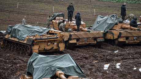 'Operation Olive Branch': Key points of Turkish military campaign against Syrian Kurds