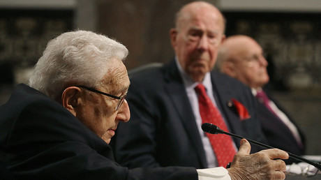 'Systemic failure of world order': Kissinger & elder statesmen take on modern challenges