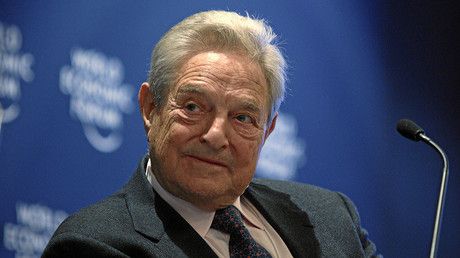 Bitcoin 'a nest egg for dictators' but blockchain tech is 'good for migrants' - Soros
