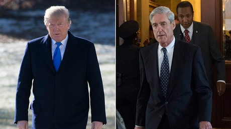 Trump is (still) not firing Mueller after angry Tweet sparks concern