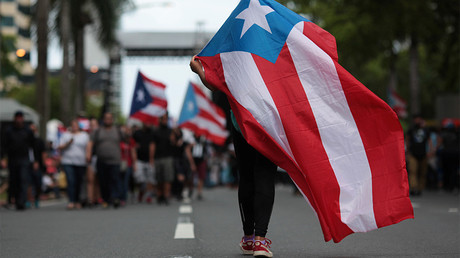 War on terror over, Puerto Rico privatized, One rule for the rich