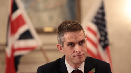 Did Gavin Williamson make alarmist Russia accusations to deflect attention from his affair?