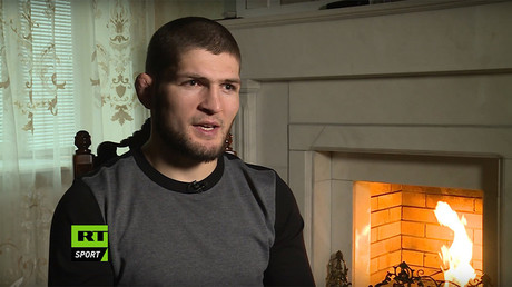 Khabib Nurmagomedov wants 'legacy fight' with St-Pierre next, but what does GSP think?