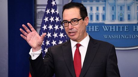 Mnuchin spent $1mn of govt money using USAF as airline – watchdog