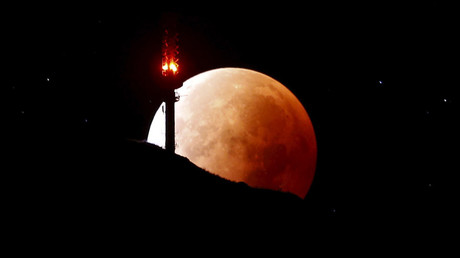 1st super blue blood moon eclipse in 150 yrs