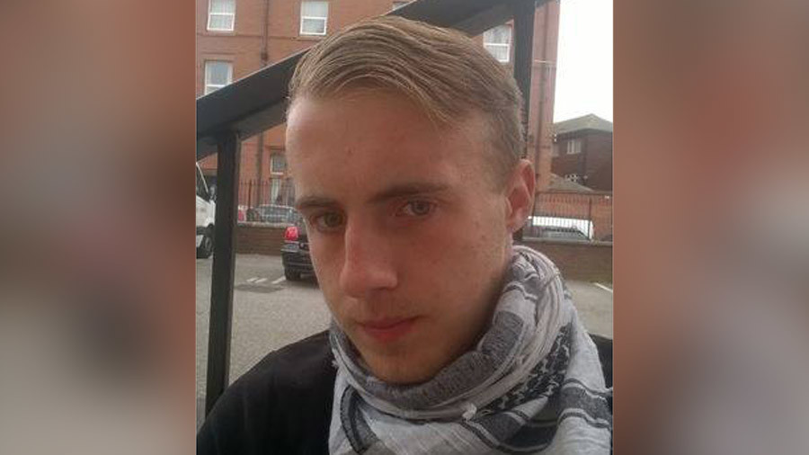 Bisexual 'neo-Nazi' terror suspect accused of plotting machete attack on LGBT Pride event