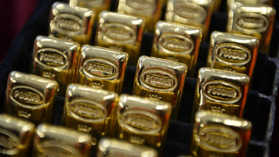 Russian banks ramping up gold purchases at record pace