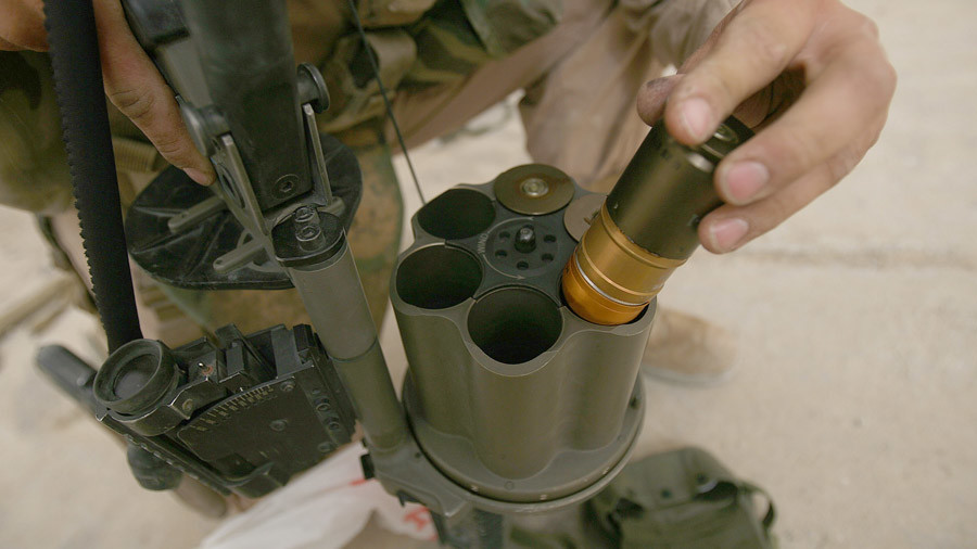 Good Will Hunting? Grenade launcher donated to Florida charity store