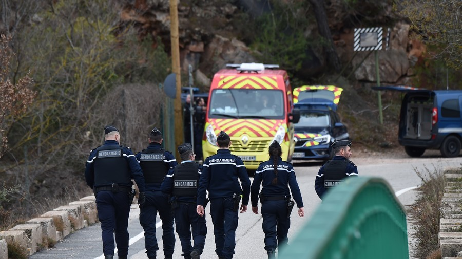 At least five dead after two helicopters crash in France