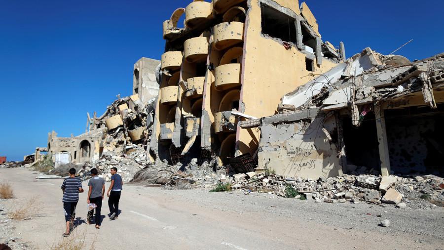 Europe & US are responsible for Libya crisis – Macron