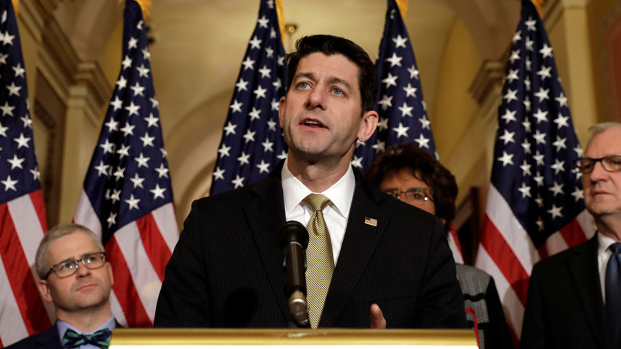 Paul Ryan is on 'Team Russia,' claims veteran political analyst