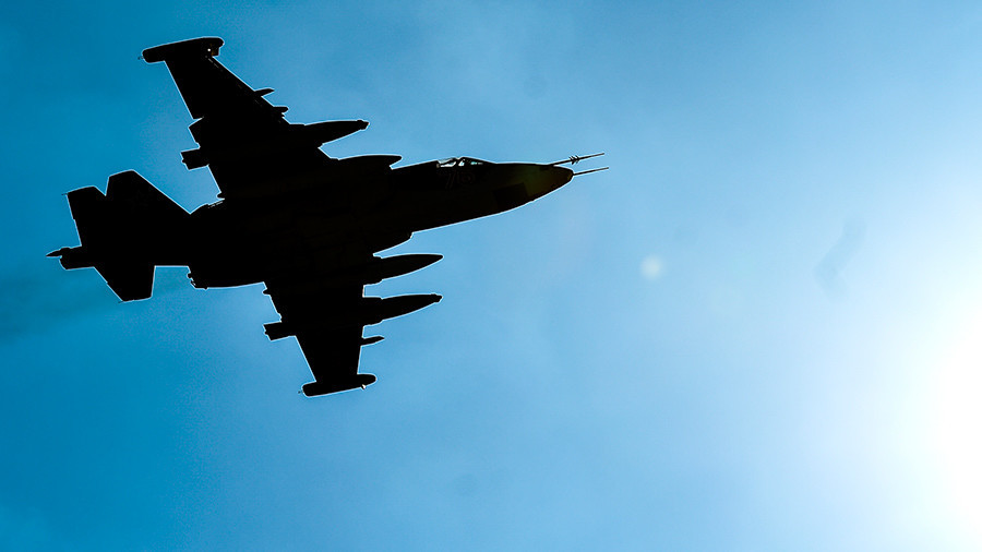 Militants in Syria claim to have shot down Russian warplane