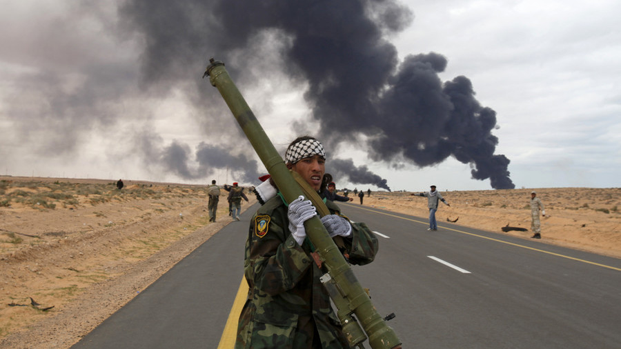 No anti-aircraft weapons sent to 'our' Syrian rebels – Pentagon after downing of Russian jet
