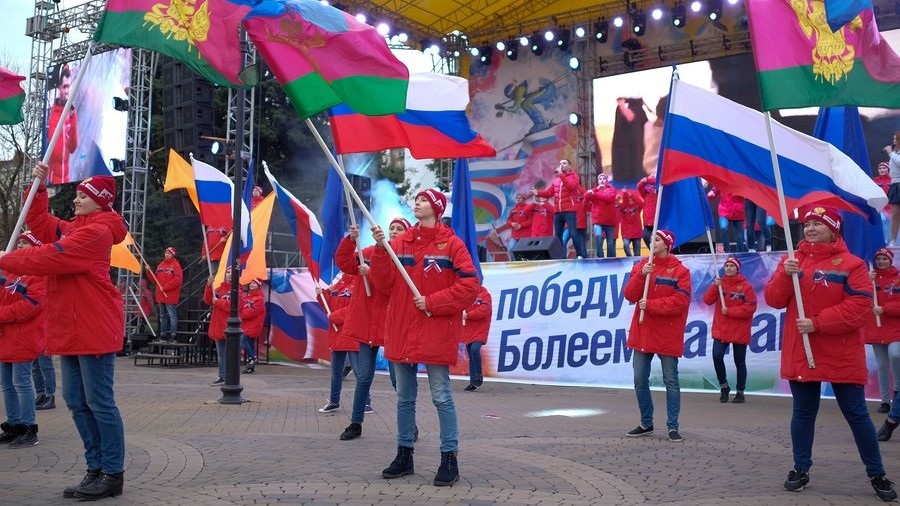 'Fly the flag': MP proposes plan for popular support of Russian Olympic athletes