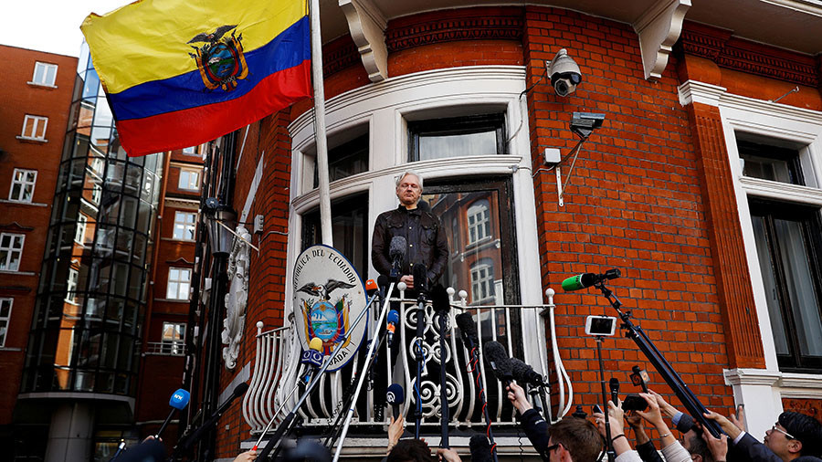 Julian Assange just got bad news, won't be roaming free anytime soon