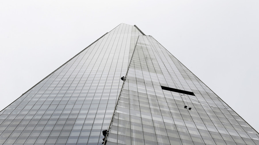 Shard's Qatari owners try to halt pensioner class war activist from holding 'ghost towers' protest