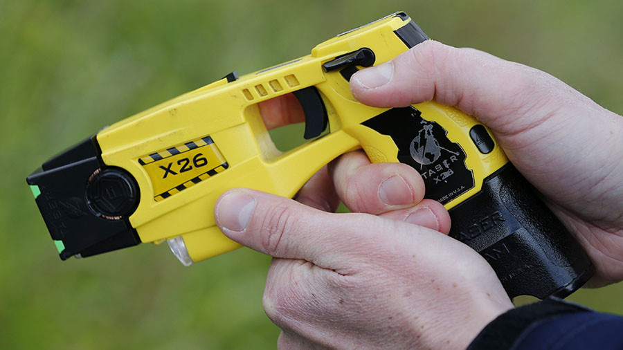 Police killing vulnerable people with Tasers, new research shows