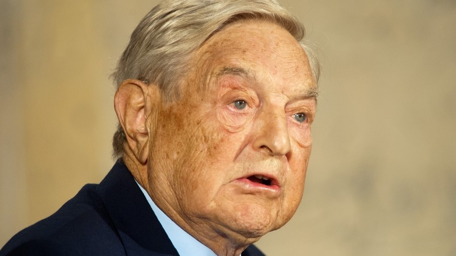 George Soros backing secret plot to thwart Brexit (VIDEO)