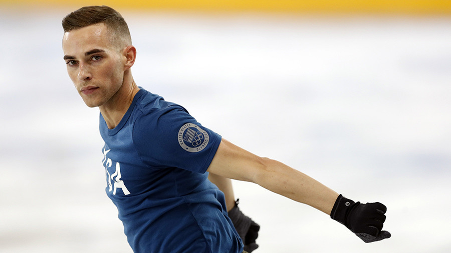 Gay Team USA skater refuses to speak with Pence before PyeongChang 2018