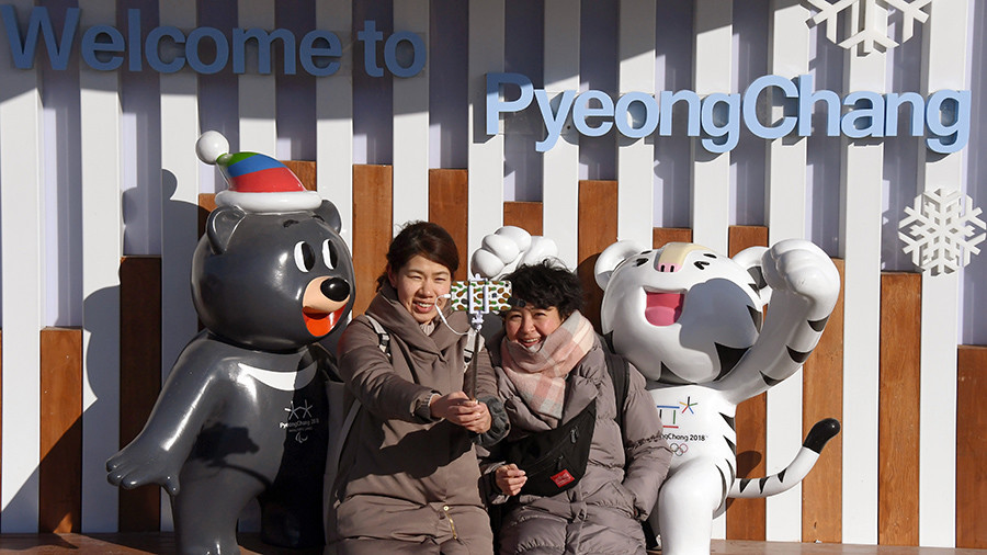 With extraordinary political theater, Winter Olympics begin (SLIDESHOW)
