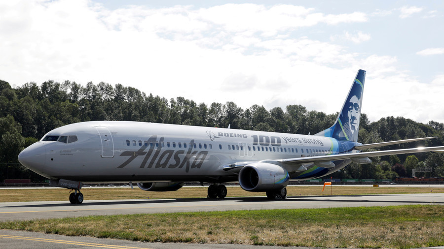 Naked passenger wreaks havoc on US flight