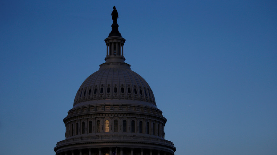 Brief US government shutdown ends after Congress approves budget deal