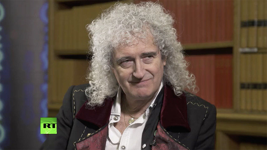 Another vote bites the dust – Brian May tells RT about his campaign for electoral reform