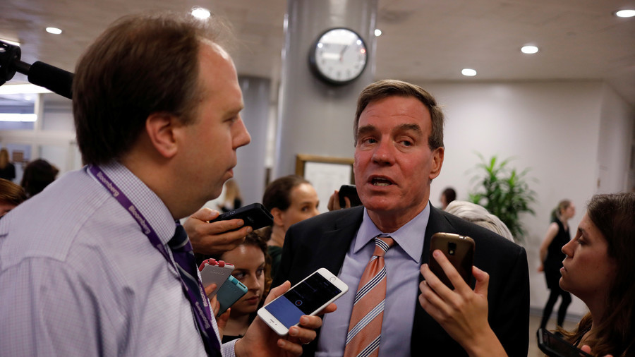 Sen. Warner's 'Back Channel' Is No Witch Hunt