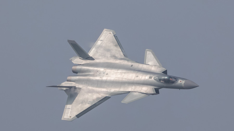 China commissions its J-20 stealth jet into air force combat service