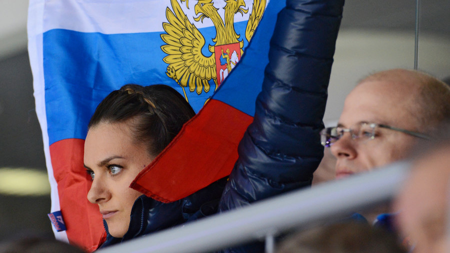 'Angry Russians are unstoppable' – Two-time Olympic champion Yelena Isinbayeva