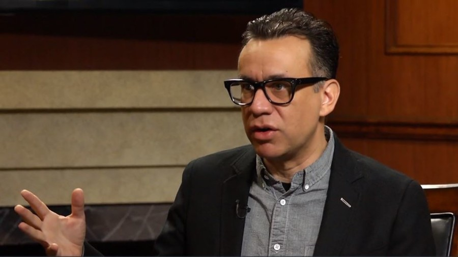 Fred Armisen on 'Portlandia,' drumming, & Jimmy Kimmel