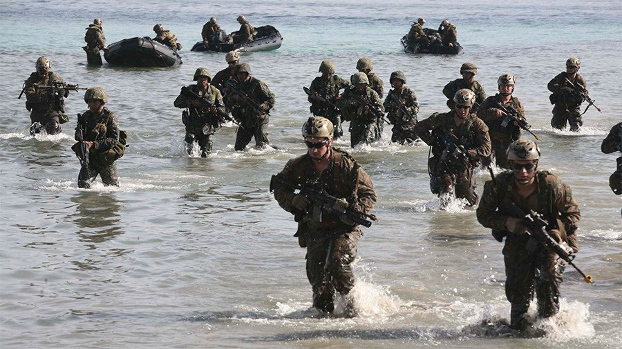 US to send 1,000s of extra Marines to East Asia to counter China – report