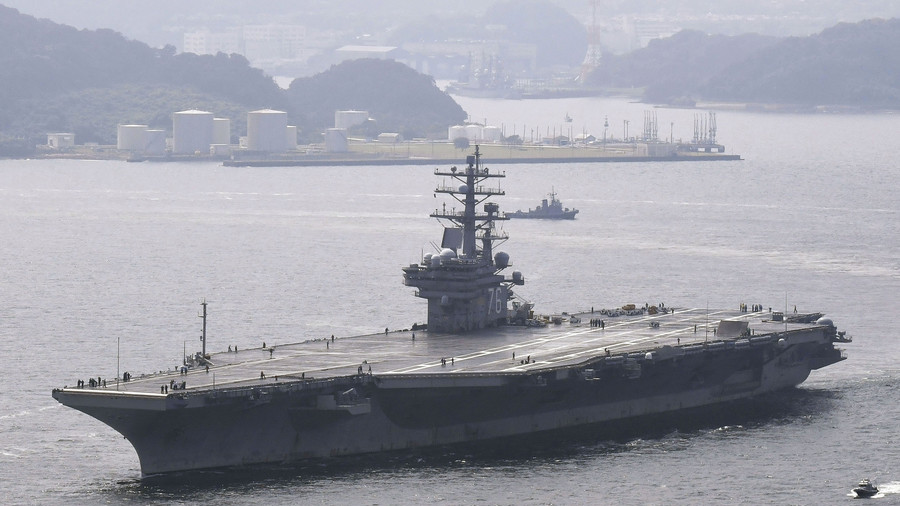 Japan-based US sailors suspected of drug dealing