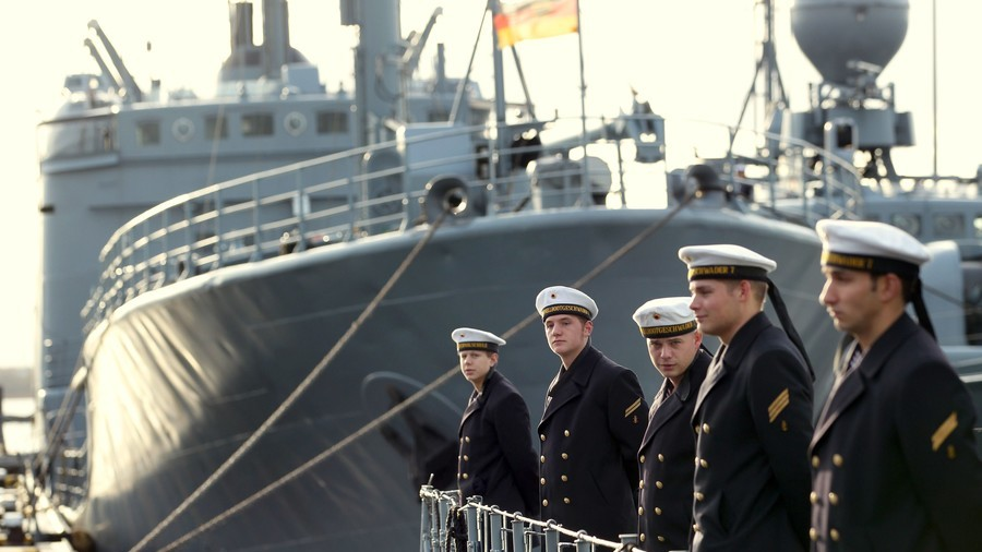 'Disaster for the navy': Germany 'running out' of warships