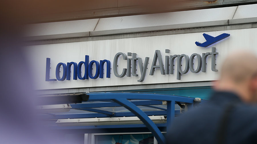 London City Airport closed, all flights canceled after discovery of WWII bomb