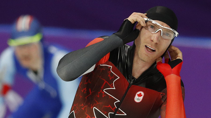 Canadian speed skater becomes world's first athlete to be paid in cryptocurrency