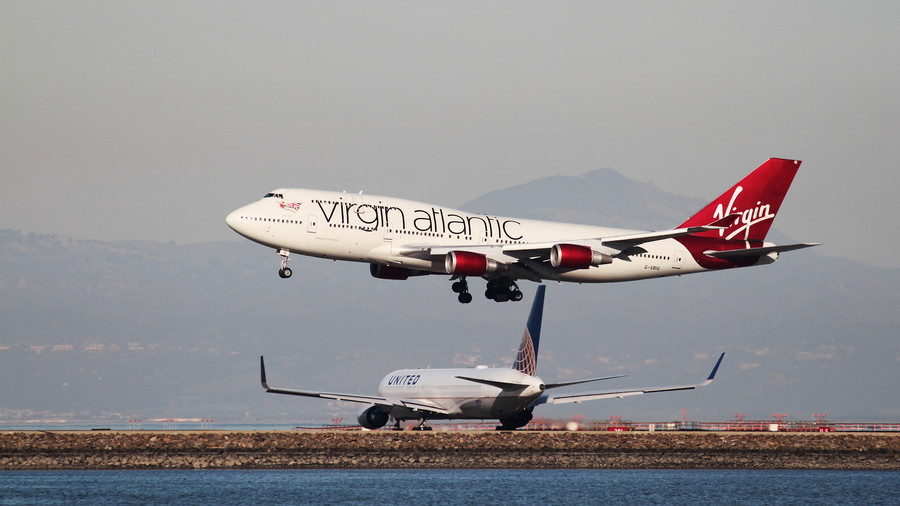 Virgin pulls Palestinian salad name from in-flight menu after complaints from Israel supporters