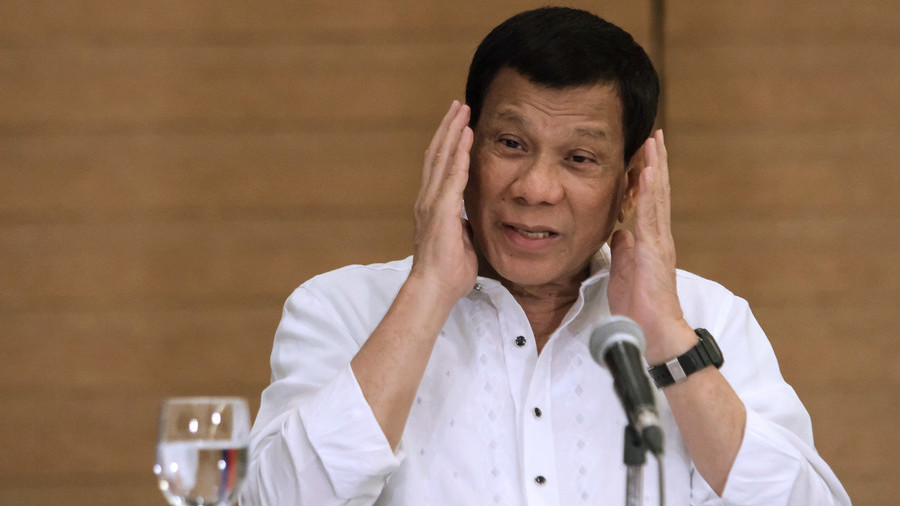 Ouch! Duterte Orders Philippine Soldiers to Shoot Female Rebels in Their Vaginas