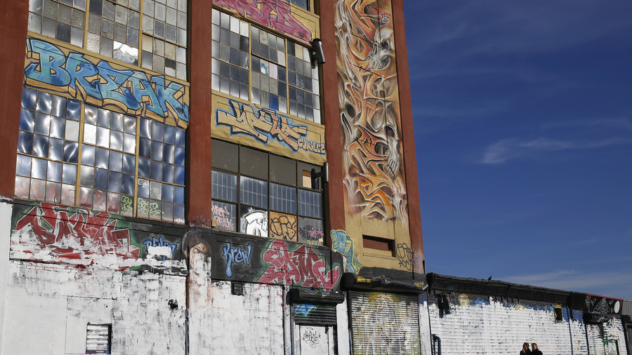 Judge awards graffiti artists $6.7mn after 'callous' landlord destroys buildings (PHOTOS)