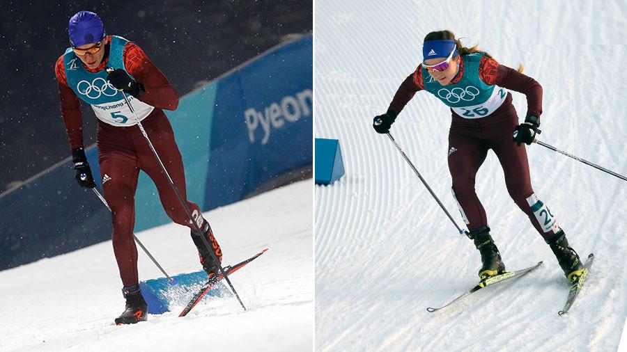 Сross-country skiing: Yulia Belorukova & Alexander Bolshunov win two medals for OAR