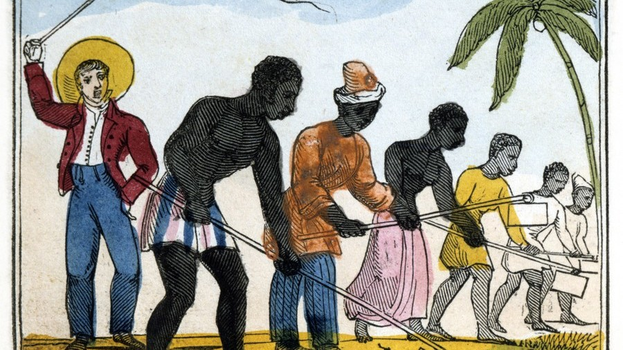 Slave owner compensation was still being paid off by British taxpayers in 2015