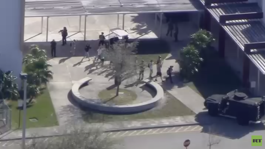 Active shooting reported at Florida high school, police are on the scene (WATCH LIVE)
