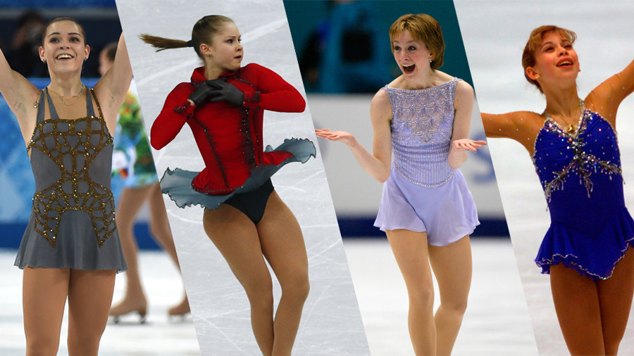 Figure skating: The teen female stars who lit up the Olympics