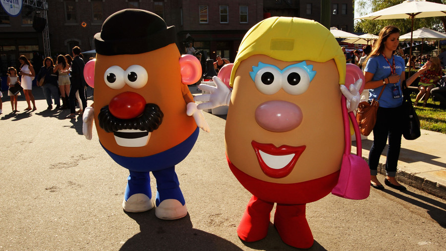 Bigger spuds: Feminist outrage at gender inequality of 'world pinnacle in potato racing'