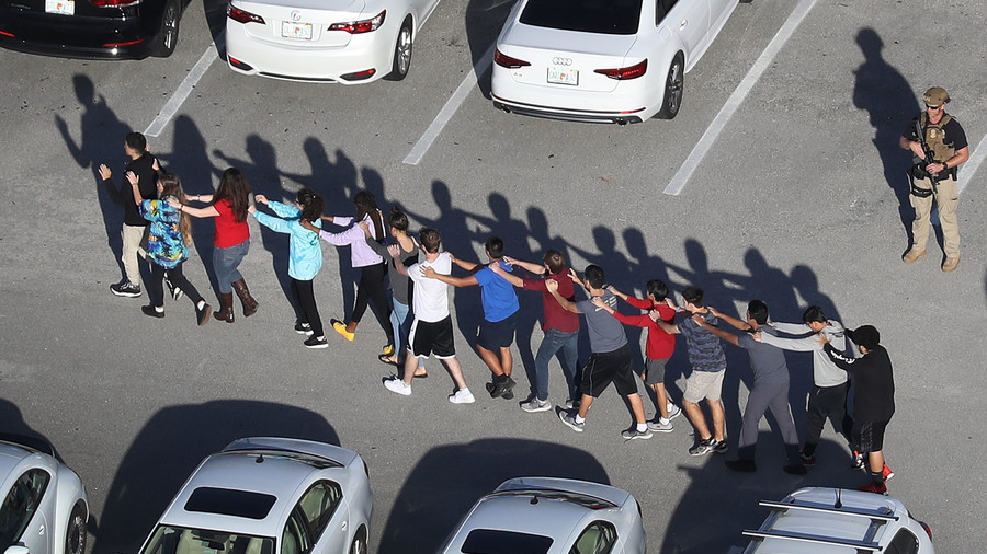 Florida school shooting marks the 18th in less than 7 weeks (MAP)