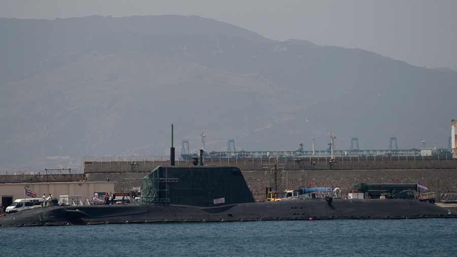 Nuclear submarine commander who 'took eye off the ball' sentenced over collision