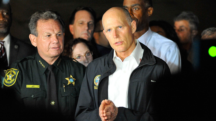 Florida GOP Gov. Scott: 'Everything Is on the Table'