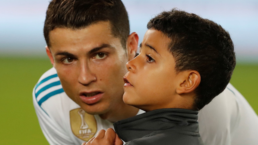 'We all love our children': Cristiano Ronaldo issues call to help Rohingya refugees