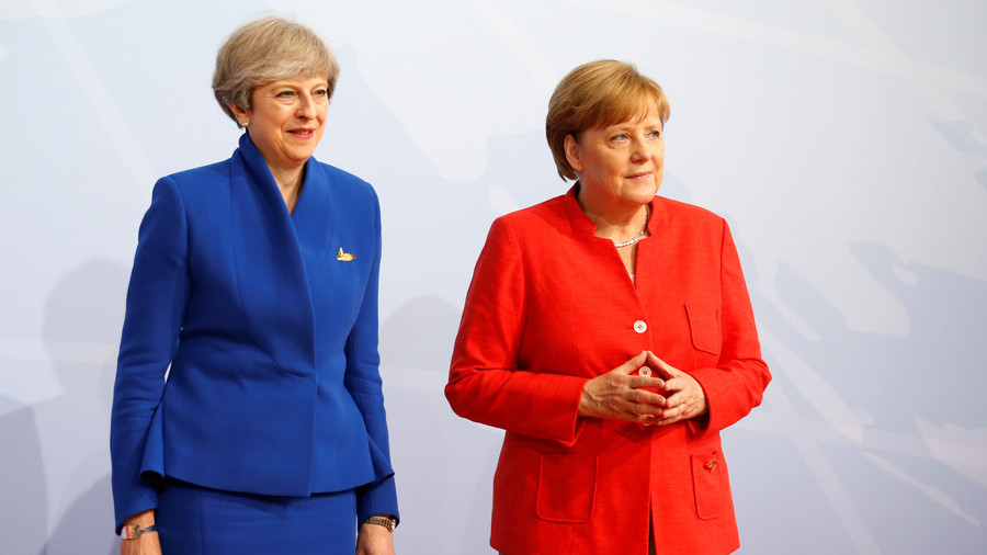 May vs Merkel: Let the Berlin Brexit showdown begin